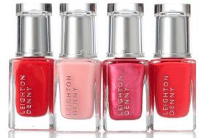 Leighton Deny nail varnishes