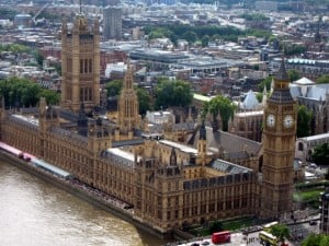 Gender balance in Parliament