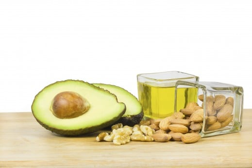 Feed your skin the right fats