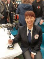 Manon Bradley: President, British Drug Free Powerlifting Association and world record benchpresser