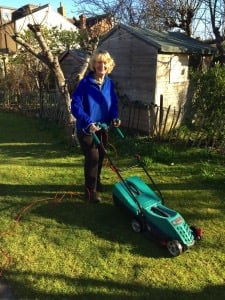 Rosie's gardening tips for April