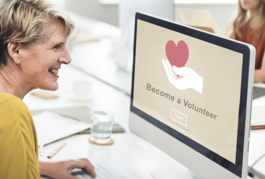 Micro-volunteering: doing good in 10 minutes
