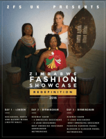 Zimbabwe Fashion show screenshot