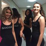 Models wearing Maya