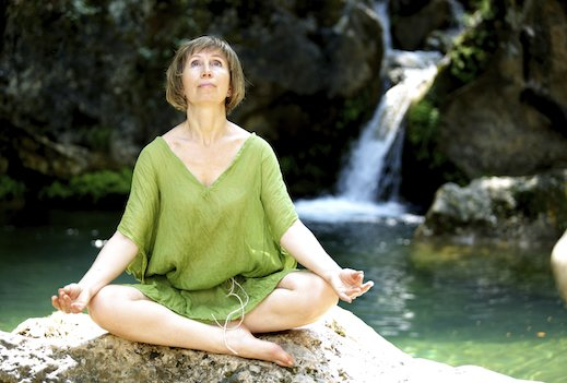 Stress-related asthma: how yogic breathing can help