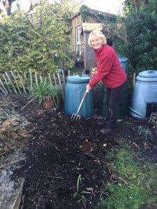 Rosie's gardening tips for May