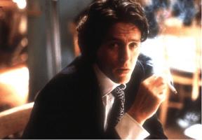 Hugh Grant as Daniel Cleaver in Bridget Jones' Diary