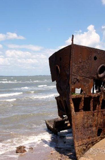 Jeanne Ellin: shipwrecked