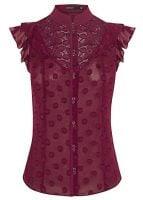 Karen Millen sleeveless blouse