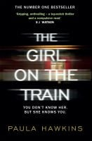 The front cover of the book The Girl on the Train