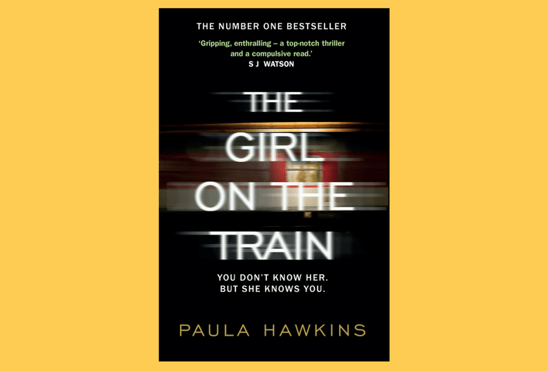 Book Club: The Girl on the Train by Paula Hawkins