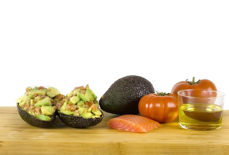 Good fats to eat during menopause