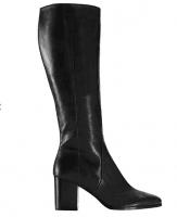 Jigsaw Tyler Knee High Boots, Black