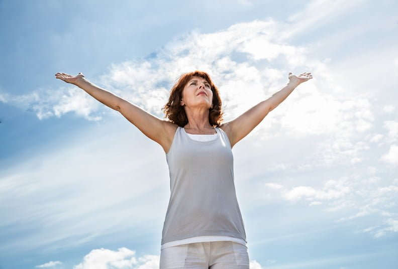 Eight ways to transform your menopause…