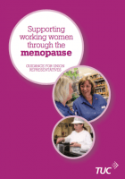 TUC Supporting working women through menopause