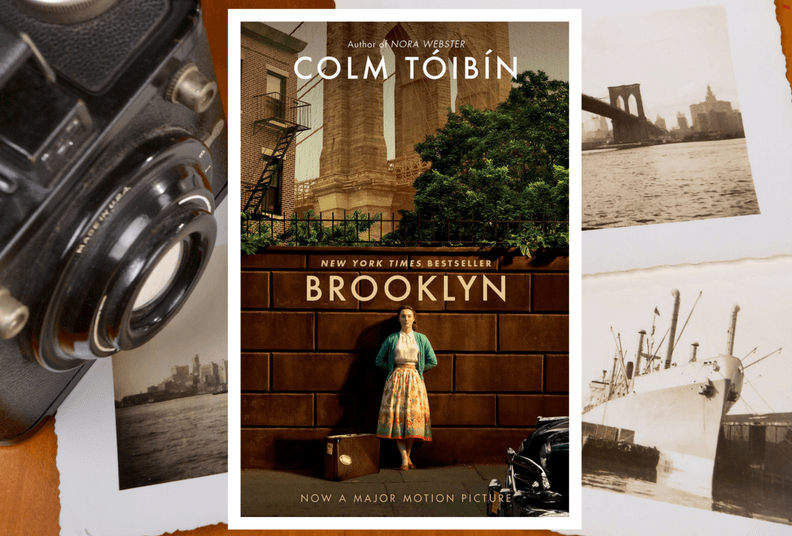 Book Club: Brooklyn by Colm Tóibín