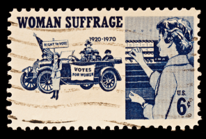 suffragette stamp