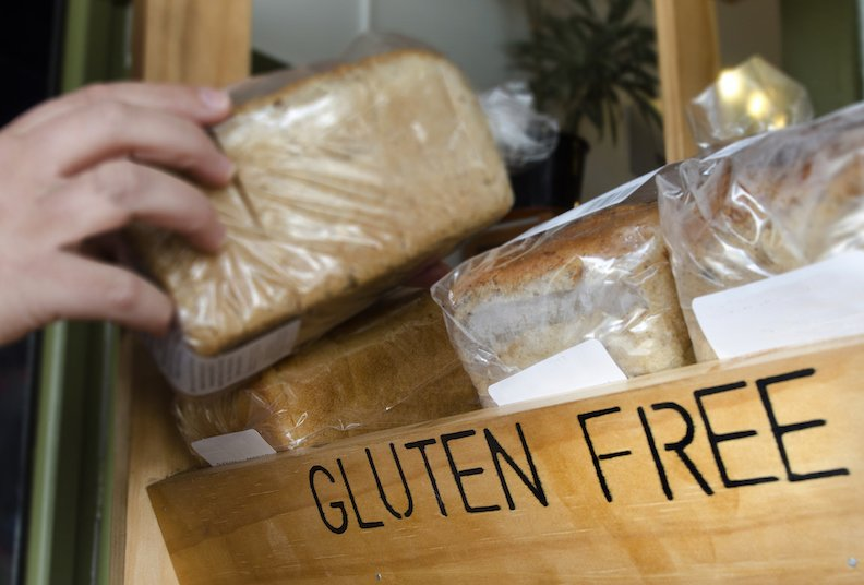 Should gluten-free food be available on prescription?