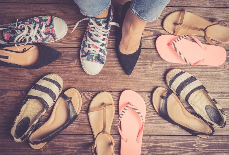 Top shoe buying tips