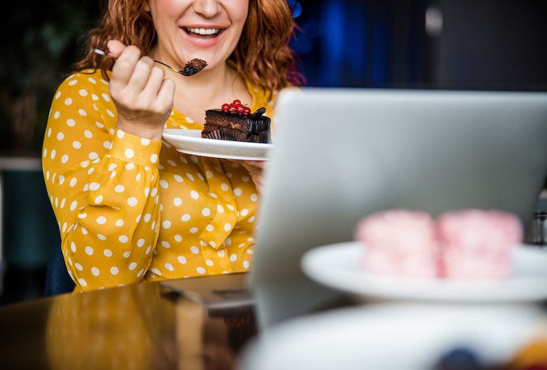 Mindful eating: how to have your cake and eat it