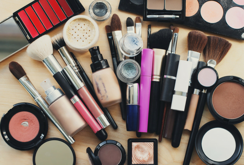 Eight harmful toxic ingredients in beauty products