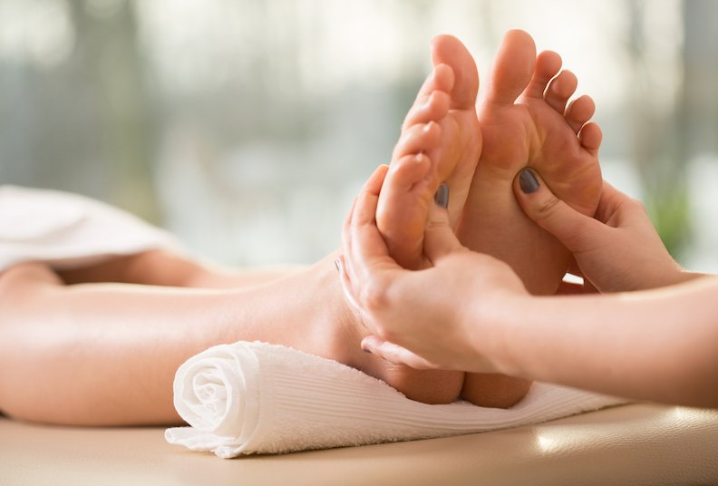 World Reflexology Week