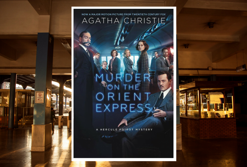 Book Club: Murder on the Orient Express by Agatha Christie