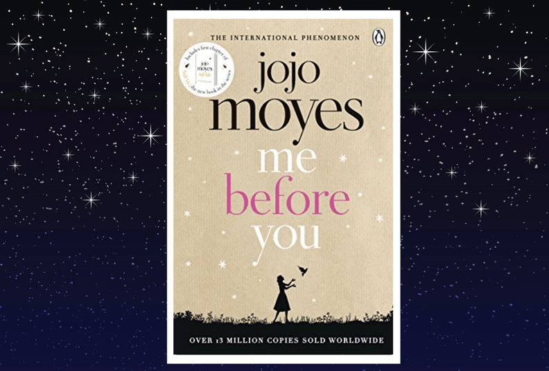 Book Club: Me Before You by Jojo Moyes