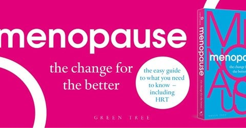 Front cover of menopause the change for the better book by Henpicked