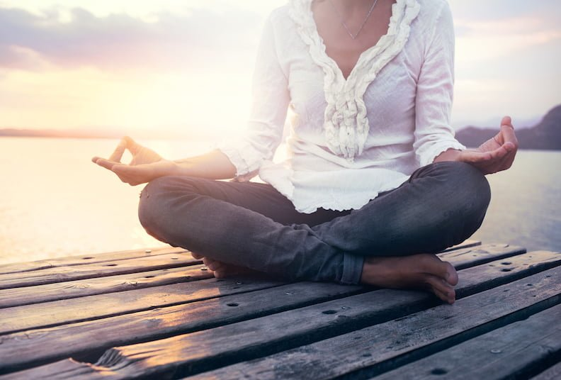 Meditation: a beginner's guide