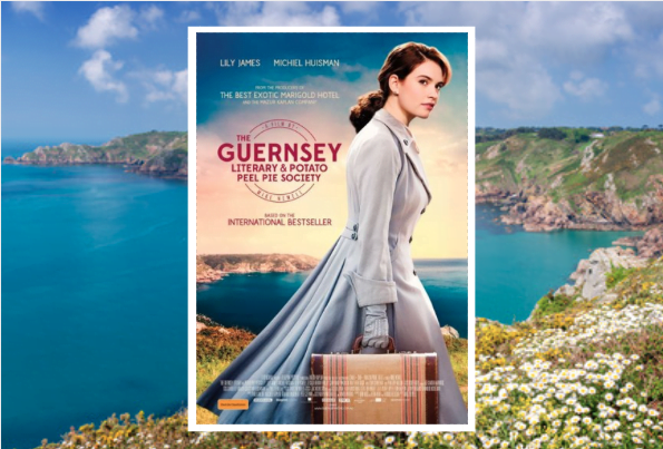 Book Club: The Guernsey Literary and Potato Peel Pie Society