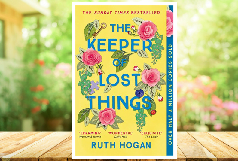 Book Club: The Keeper of Lost Things by Ruth Hogan
