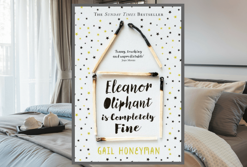 Book club: Eleanor Elephant is completely fine by Gail Honeyman