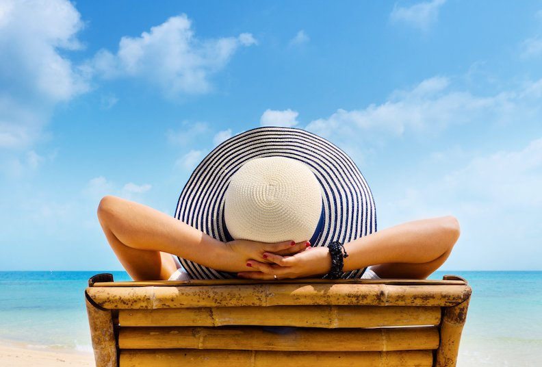 How to survive holidays in the heat