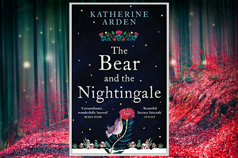 Book Club: The Bear and The Nightingale by Katherine Arden