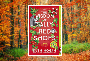 Book club: The Wisdom of Sally Red Shoes by Ruth Hogan