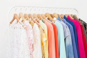 Stylish work wardrobe