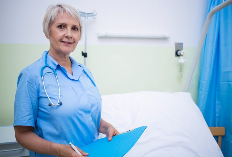 Nine reasons to choose nursing as a second career