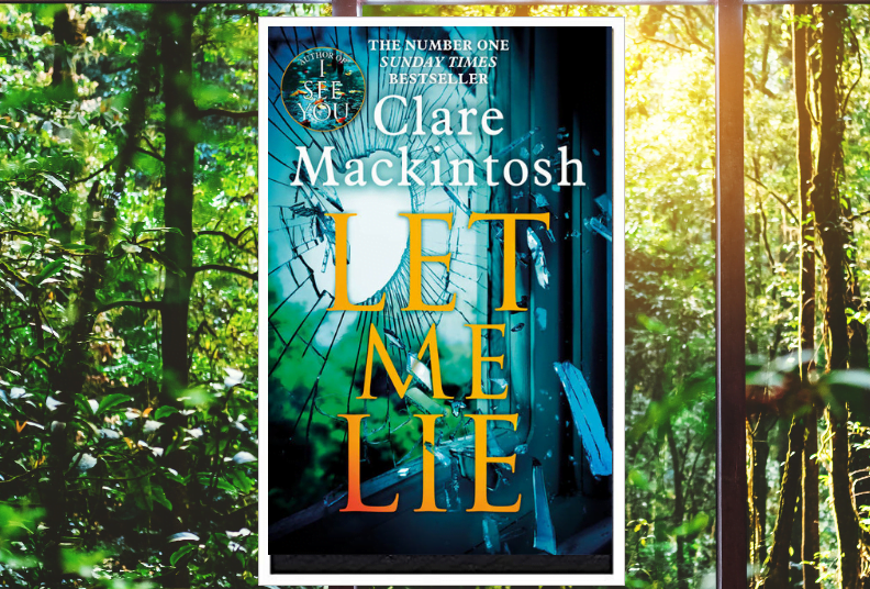Book Club: Let Me Lie by Clare Mackintosh
