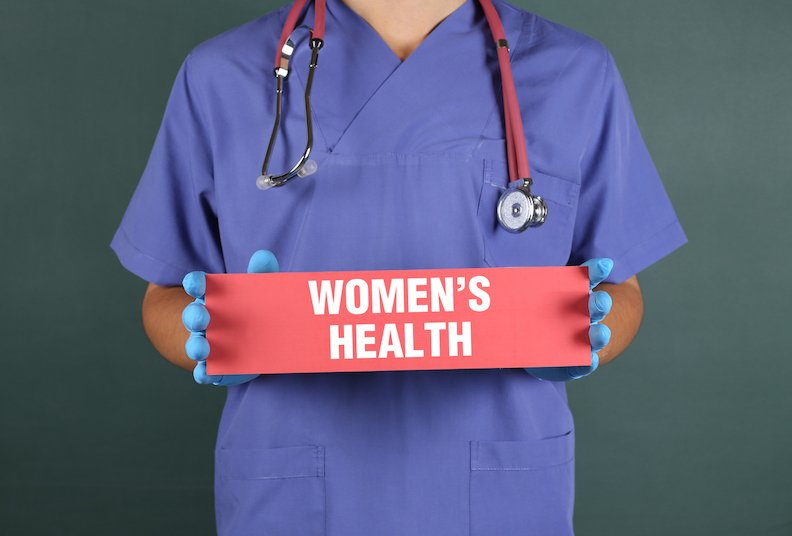 Top three health conditions that affect women