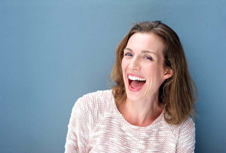 Now you can laugh without leaking… a helping hand for your pelvic floor