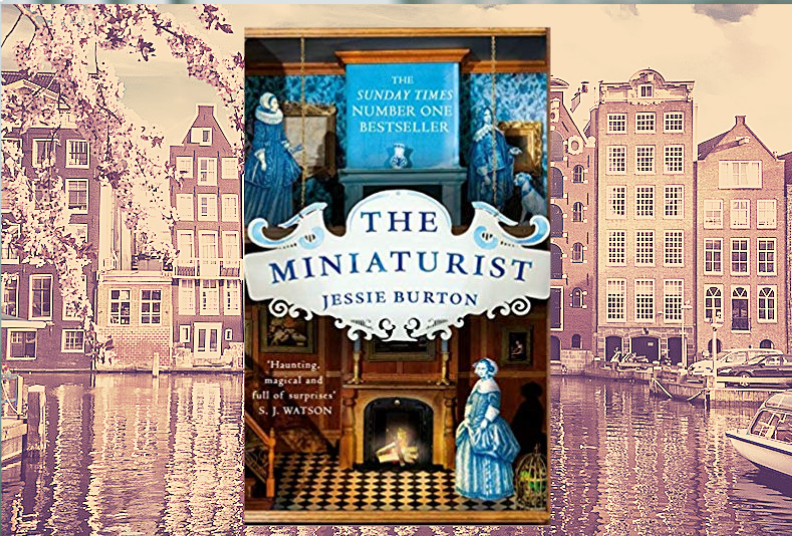 Book Club: The Miniaturist by Jessie Burton