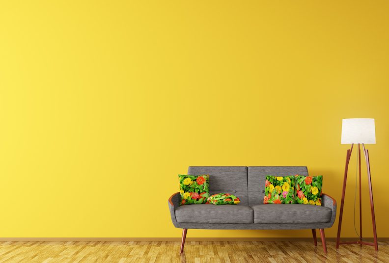 9 ways colour can make your home a happier place…