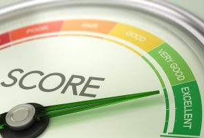 health finances, high credit score