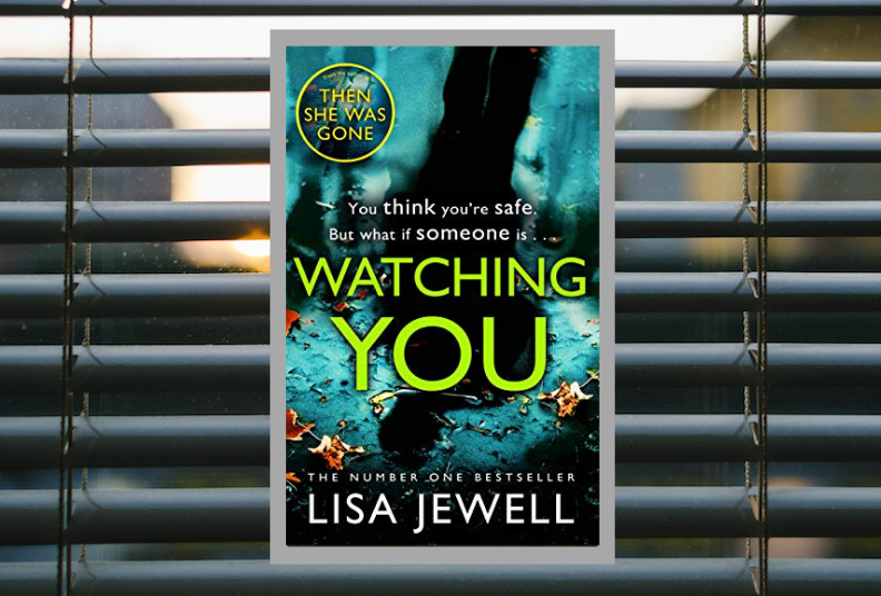 Book Club: Watching You by Lisa Jewell