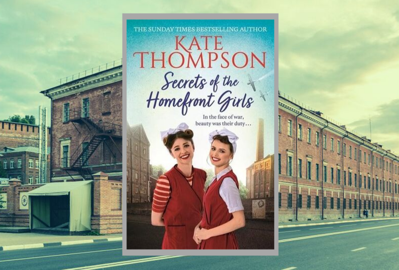 Book Club: Secrets of the Homefront Girls by Kate Thompson