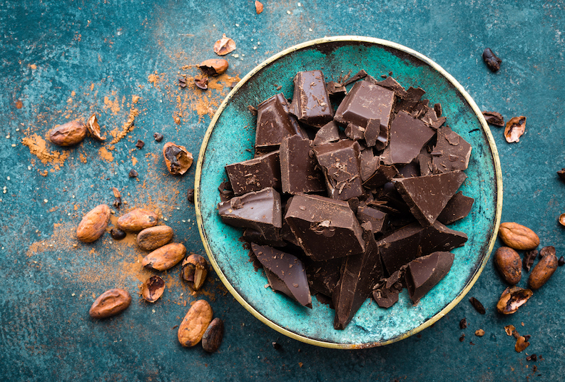 What do chocolate, bubbly and menopause have in common?