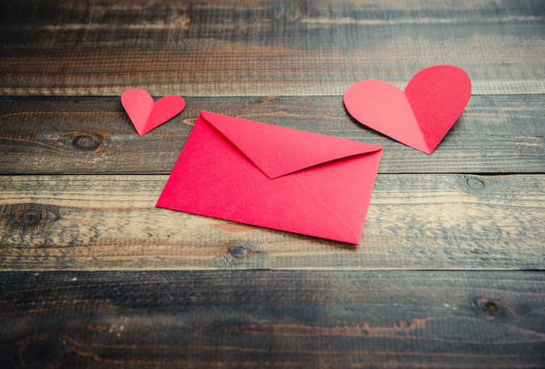 What every woman needs to write: a love letter to yourself