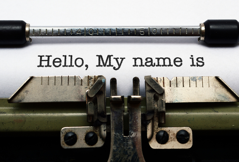 Changing your name by deed poll: who needs to know