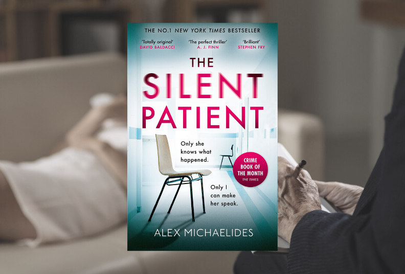 Book Club: The Silent Patient by Alex Michaelides